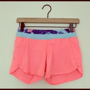 Ivivva size: 10 Pink Relay Racer Shorts